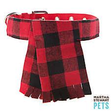 Martha Stewart Pets® Scarf Dog Collar