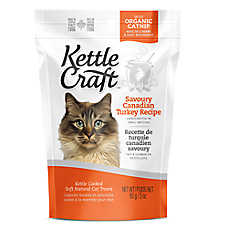 Kettle Craft Cat Treat - Natural, Turkey