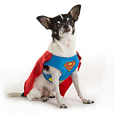 DC Comics™ Pet Halloween Superman Dog Harness