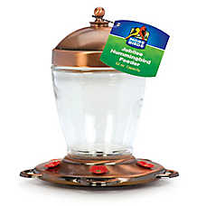 Stokes Select® Jubilee Copper Hummingbird Feeder