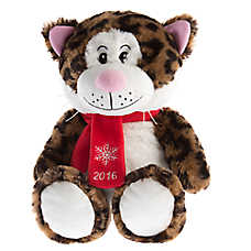 Luv-A-Pet Lucky Cat Plush Dog Toy