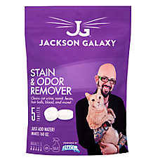 Jackson Galaxy® Stain & Odor Remover 5 Tab Refill