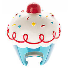 Top Fin® Cupcake Aquarium Ornament