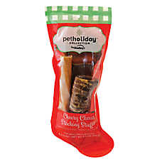 Pet Holiday™ Dentley's® Cheery Chews Stocking Stuffer
