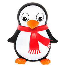 Pet Holiday™ Penguin Vinyl Dog Toy