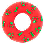 Pet Holiday™ Traditional Ring Vinyl Dog Toy