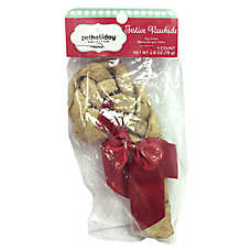 Pet Holiday™ Dentley's® Festive Rawhide Dog Treat - Peanut Butter