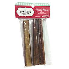 Pet Holiday™ Dentley's® Cheery Chews Dog Treat - Bully Sticks
