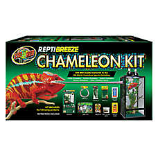 ZOO MED™Reptibreeze Chameleon Kit