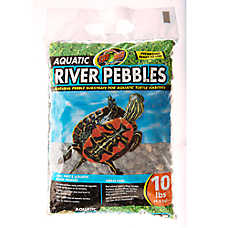 Zoo Med™ Aquatic River Pebble