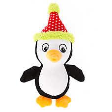 Pet Holiday™ Penguin Plush Dog Toy