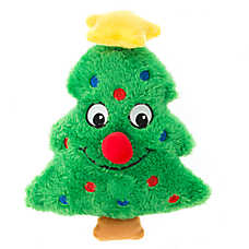 Pet Holiday™ Traditional Tree Plush Dog Toy