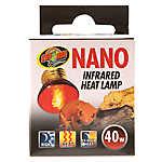 Zoo Med™ Reptile Red Infrared Nano Bulb