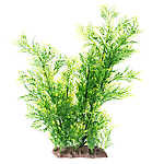 Top Fin® Green and Yellow Aquarium Plant
