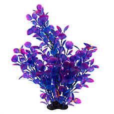 Top Fin® Purple and Blue Aquarium Plant