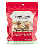 Pet Holiday™ Dentley's® Festive Rawhide Mini Knot Bones Dog Treat - Chicken