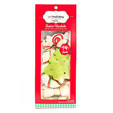 Pet Holiday™ Dentley's® Festive Rawhide Canes Dog Treat Value Pack - 14ct