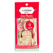 Pet Holiday™ Dentley's® Festive Rawhide Gingerbread Dog Treat Value Pack - 9ct