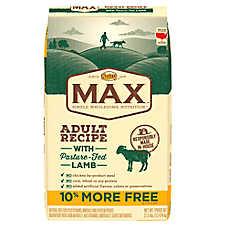 NUTRO® MAX® Adult Dog Food- Natural, Lamb