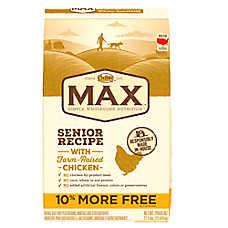 NUTRO® MAX® Senior Dog Food - Natural, Chicken