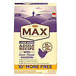 NUTRO® MAX® Large Breed Adult Dog Food - Natural, Chicken