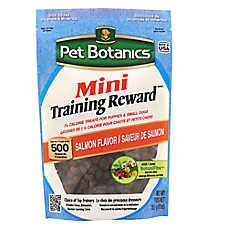 Pet Botanics® Mini Training Reward Dog Treat - Salmon