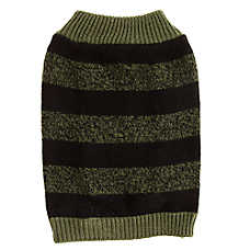 Top Paw® Striped Dog Sweater