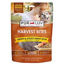 Pur Luv™ Harvest Bites Dog Treat - Chicken & Grains