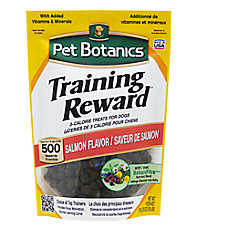 Pet Botanics® Training Reward Dog Treat - Salmon