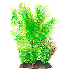 Top Fin® Green Bush Aquarium Plant