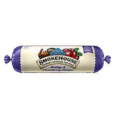 BLUE™ Smokehouse Gourmet Sausage Rolls Dog Food - Natural, Turkey & Cranberry