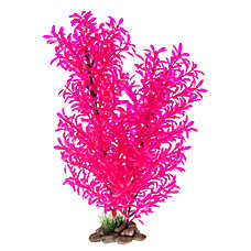 Top Fin® Hot Pink Aquarium Plant
