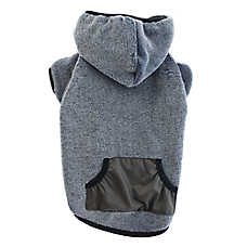 Top Paw® Fleece Dog Hoodie