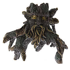 All Living Things® Tree Face Reptile Ornament