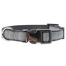 Top Paw® Herringbone Dog Collar