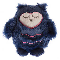 Top Paw® Plush Owl Dog Toy