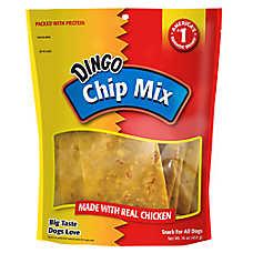 Dingo Chip Mix Dog Treat - Chicken
