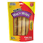 Dingo Wag'n Wraps Dog Treat - Chicken