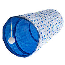 Pet Holiday™ Winter Pop Up Tunnel Cat Toy