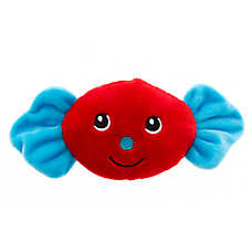 Pet Holiday™ Winter Candy Plush Dog Toy