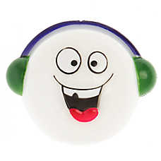 Pet Holiday™ Earmuff Lightup Snowball Dog Toy