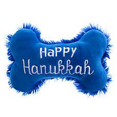 Pet Holiday™ Hanukkah Bone Dog Toy