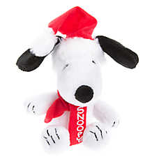 Peanuts® Pet Holiday Snoopy Dog Toy