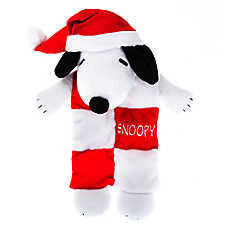Peanuts® Pet Holiday Snoopy Mat Dog Toy