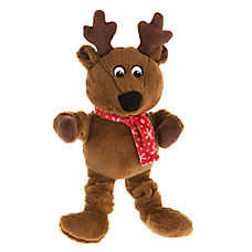 Pet Holiday™ Reindeer Bungee Legs Dog Toy