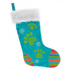 Pet Holiday™ Winter Paw Stocking