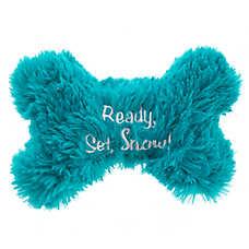 Pet Holiday™ Winter Bone Dog Toy