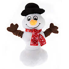 Pet Holiday™ Snowman Bungee Dog Toy
