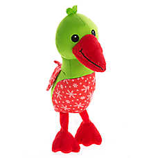 Pet Holiday™ Ballistic Duck Dog Toy