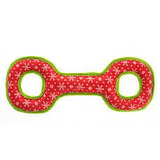 Pet Holiday™ Ballistic Two Handle Tug Dog Toy
